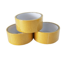 Heat resistant white glue double sided PP adhesive tape
