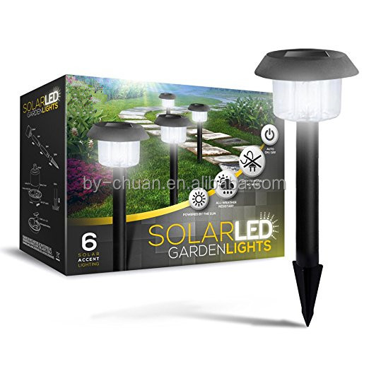 New arrival Best seller decoration solar led garden light, garden led solar light,garden line solar light