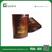 wholesale new product new fashion ground coffee packaging