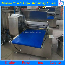 High capability electric peanut butter jam filling machine/Large cake grouting machine equipment
