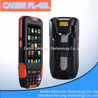 CARIBE PL-40L AF186 Industrial PDA Android 4.1dual Core with 1D 2D QR Code Barcode unlocked IP65 Rugged Handheld pda