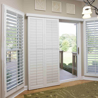 plantation shutters from china/plantation louvers