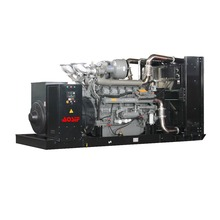 1mw container type genset by Perkin s engin