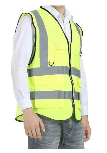 protective hot sale cheap new design workwear high visibility breathable safety clothing