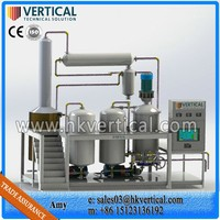 VTS-PP Tire Recycling Equipment Oil Refining Machine