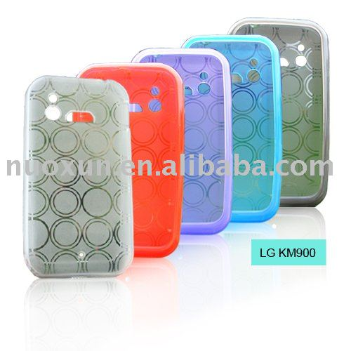 For mobile phone LG Km900 Case