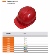 General Duty Construction Safety Helmet