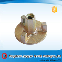 formwork tie rod wingnut for construction building