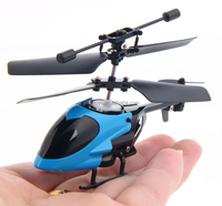 QS QS5013 2.5 Channel RC Helicopter with Gyroscope Infrared Function