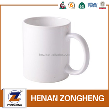 ceramic wholeslae 11 oz blank orca coatings white coffee mug cup for sublimation