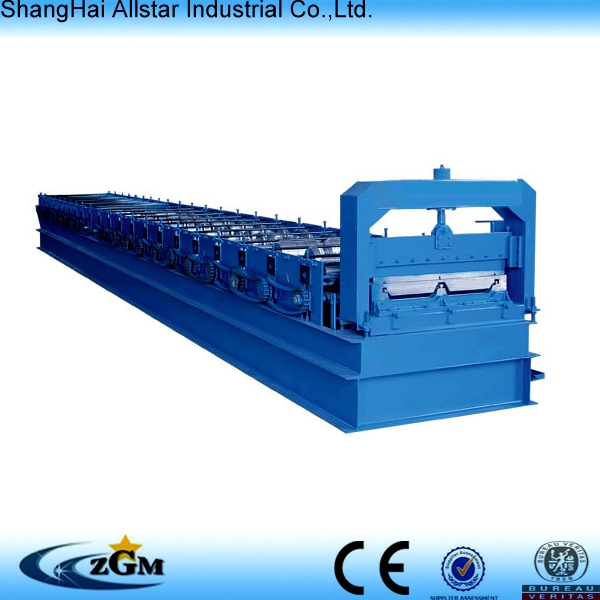 standing seam bemo roof panel / Al-Mg-Mn alloy building sheets roll forming machine standing seam metal roof machine