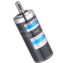 Best Price High Torque Powerful 60W 62mm planetary brushless dc electric car hub motor for sale