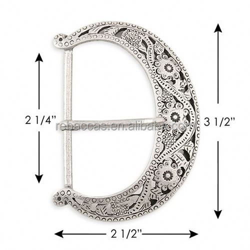 China wholesale Style Gorgeous Metal Belt buckle buckle belt