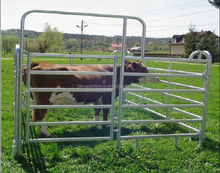 Super Classic Bull Panels/Tarter Heavy-Duty Tall Arena Panels/Cattle Panels w/Looped Legs/portable farm panel fencing