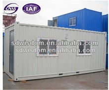 Mobile home as shop/hotel/apartment/workshop/office/villa/domitory