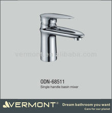 brass mono wash basin mixer faucet made in China