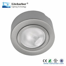 3x 20 Watt Low Voltage Round Cabinet Led Kitchen light