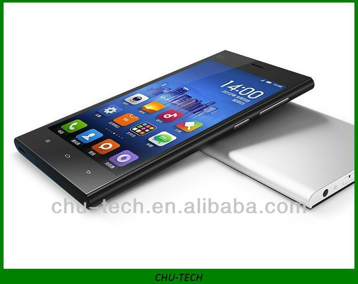 Xiaomi Mi3/M3 MIUI OS 2.3GHz Quad Core Snapdragon 800 5-inch FHD Android Phone