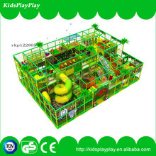 2016 Children's Playland Entertainment indoor Playground Equipment