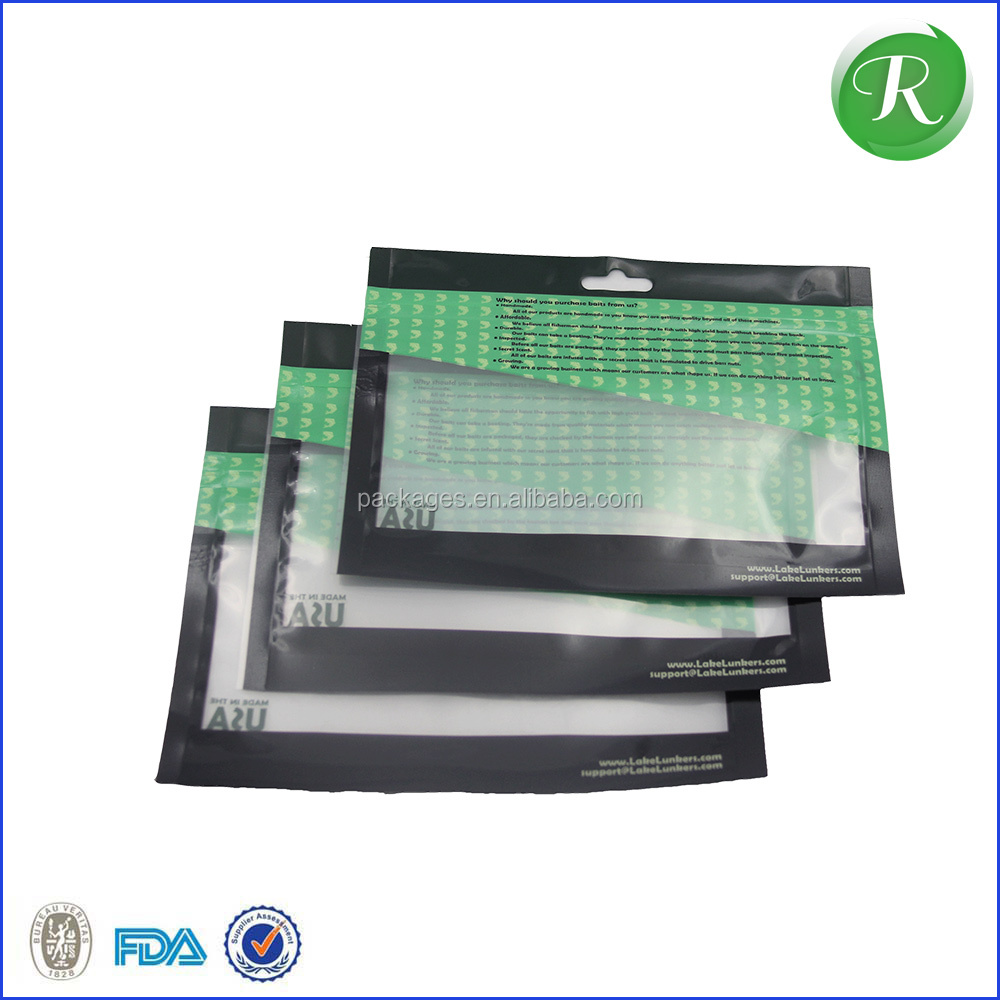 Pk 3 Poly Mailer Bag/Decorative Plastic Bag/Food Grade Plastic Bags