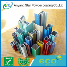 Anyang Star Powder epoxy resin glossiness spray boothhouston industrial powder coating