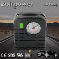 12V Portable Car Tire Inflator Multi-function Jump Starter with Compressor