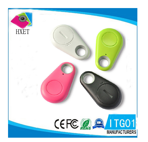 Wireless Smart iTag Bluetooth 4.0 anti-lost alarm key finder for Child Elderly Pet Phone Car Lost Reminder Baby Key Tracker