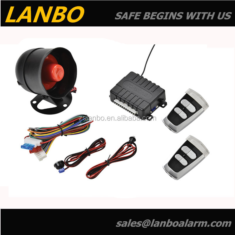 Easy install, with oem car alarm system, september hot sale model