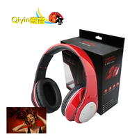 2013 qiyin Hot Sale Bluetooth Speakers/Headset/Headphone/Earphone With Mic