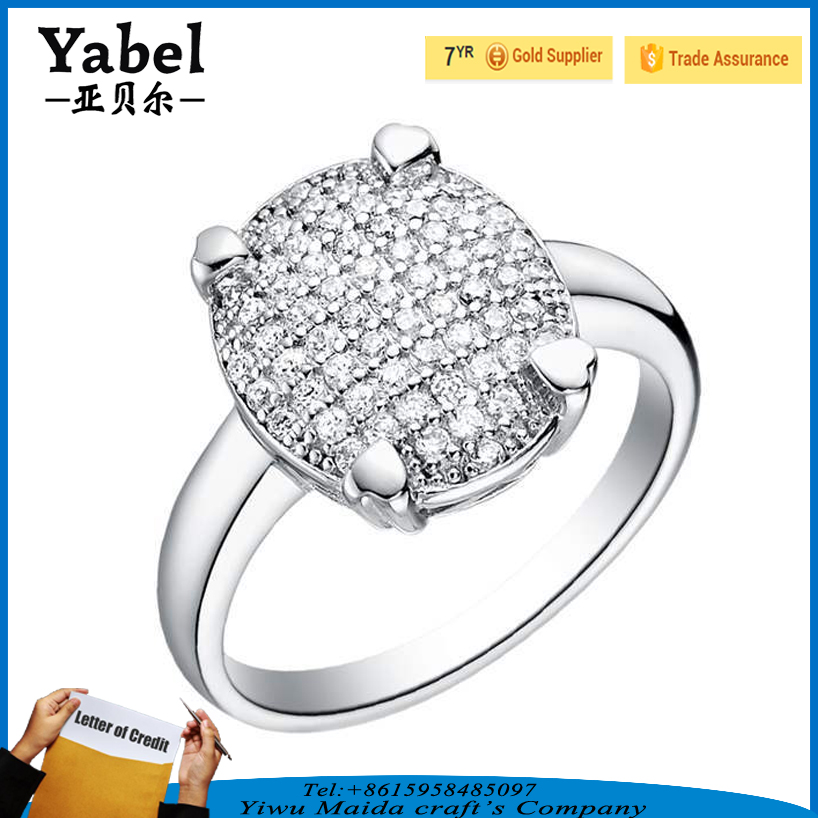Hot Sale Silver 925 New Model Lashing Ring Best Friends Forever Rings