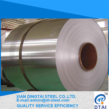 2B finish food grade 409 stainless steel cold roll coil