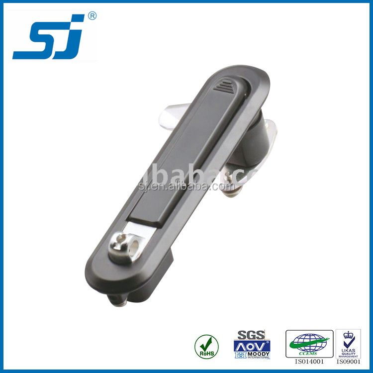 Factory direct selling double sided key door handle lock