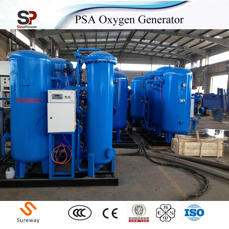 5-200Nm3/h Stable PSA Oxygen Generator