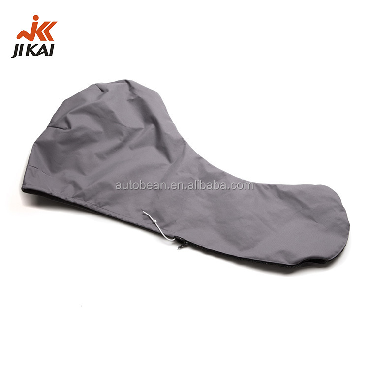 polyester waterproof boat full engine cover