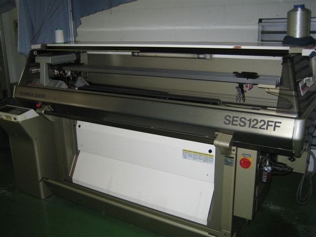 Used Shima Knitting Machines