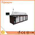 TORCH Full Hot Air Lead-Free Reflow Oven with six heating zone TN360C