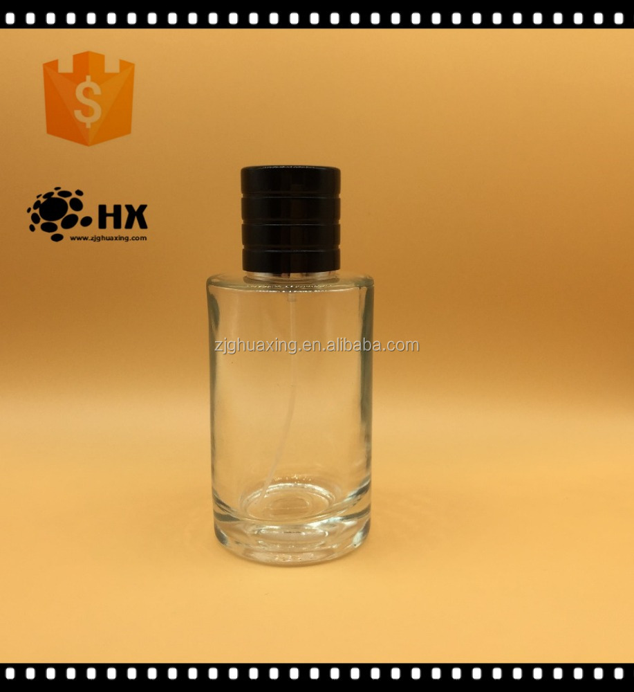 2016 new design bottle perfume with magnetic cap 30ml 50ml 100ml 250ml