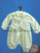 2012 fashion design comfortable and breathable baby boy christening outfits