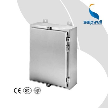 SS304 316 Stainless Steel Waterproof Junction Box