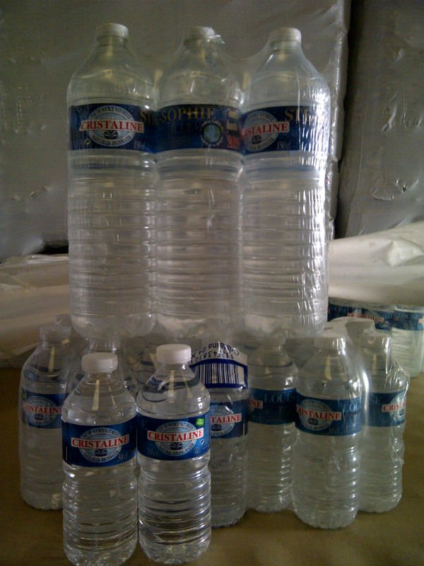 Cristaline Mineral Water