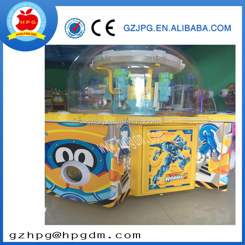 Hot sales Giant key point push prize game,Prize game machine/gift machine
