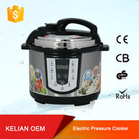 Pressure Rice Cooker 6L capacity, Pressure Cooker With Non-Stick Inner Pot