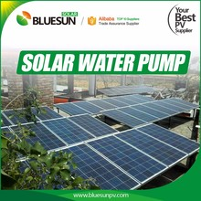 hybrid on grid and off grid 20kw 30kw 40kw solar power water pump system for irrigation