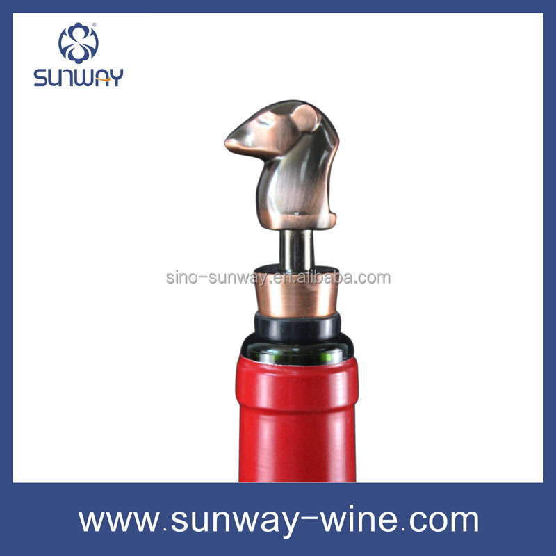 Special Wine Stopper,Wine Bottle Stopper,Cork Stopper For Promotion