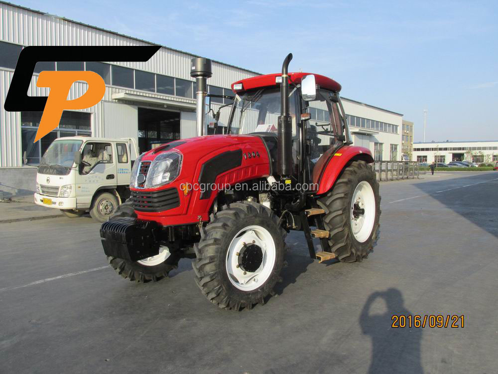 130 hp cheap agricultural tractor