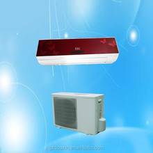 7000BTU wall mounted air conditioner w/compressor,copper pipe, elevator energy saving parts
