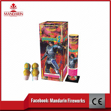fireworks display artillery shells with mortar tube