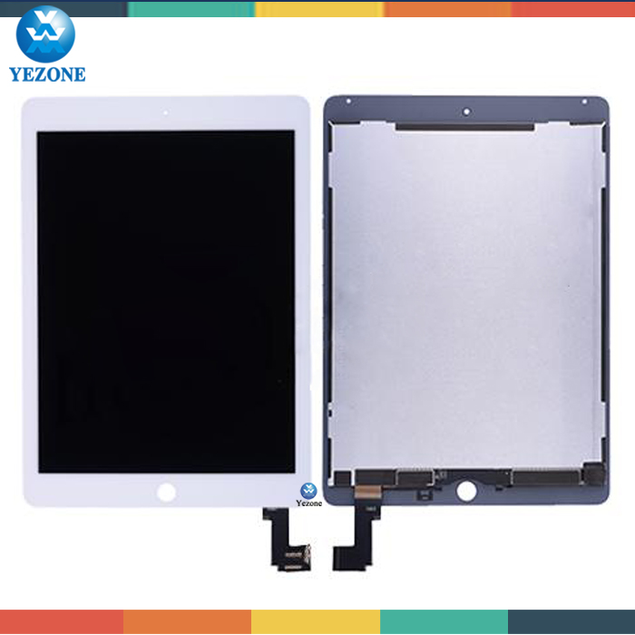 12 Years Supplier for iPad Air 2 LCD Display and Digitizer Touch Screen Assembly