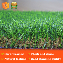 50mm thick cheap artificial grass for christmas decoration