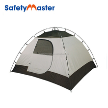 Safetymaster wind resistant 12 person living room camping tent